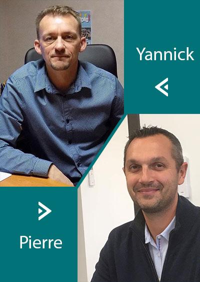 Yannick & Pierre